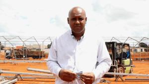 Eduardo Rangel Secretário de Saúde de Águas Lindas de Goiás
